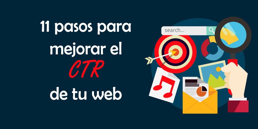 Mejorar CTR Google