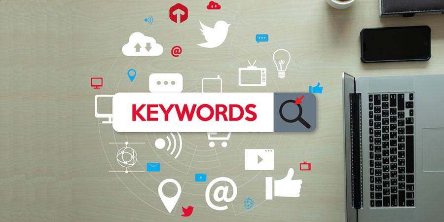 Tipos de keywords